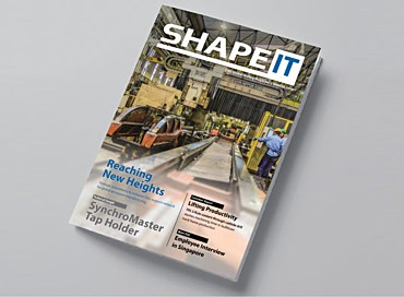 SHAPE IT - Winterausgabe - 2019