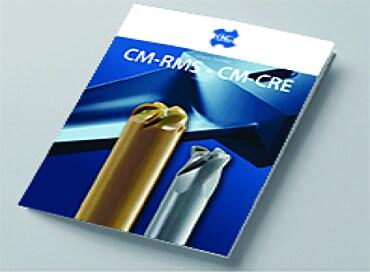 Keramikfräser Serie CM-RMS/CM-CRE