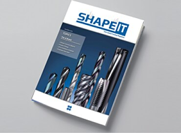 SHAPE IT - Vol.1 - 2016
